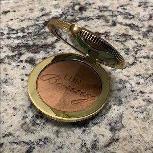 Barely Used Too Faced Sun Bunny Bronzer